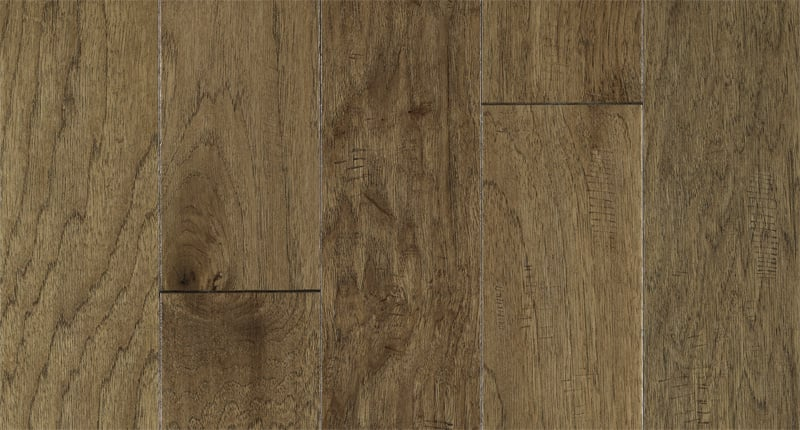 Handscraped Heritage Hickory